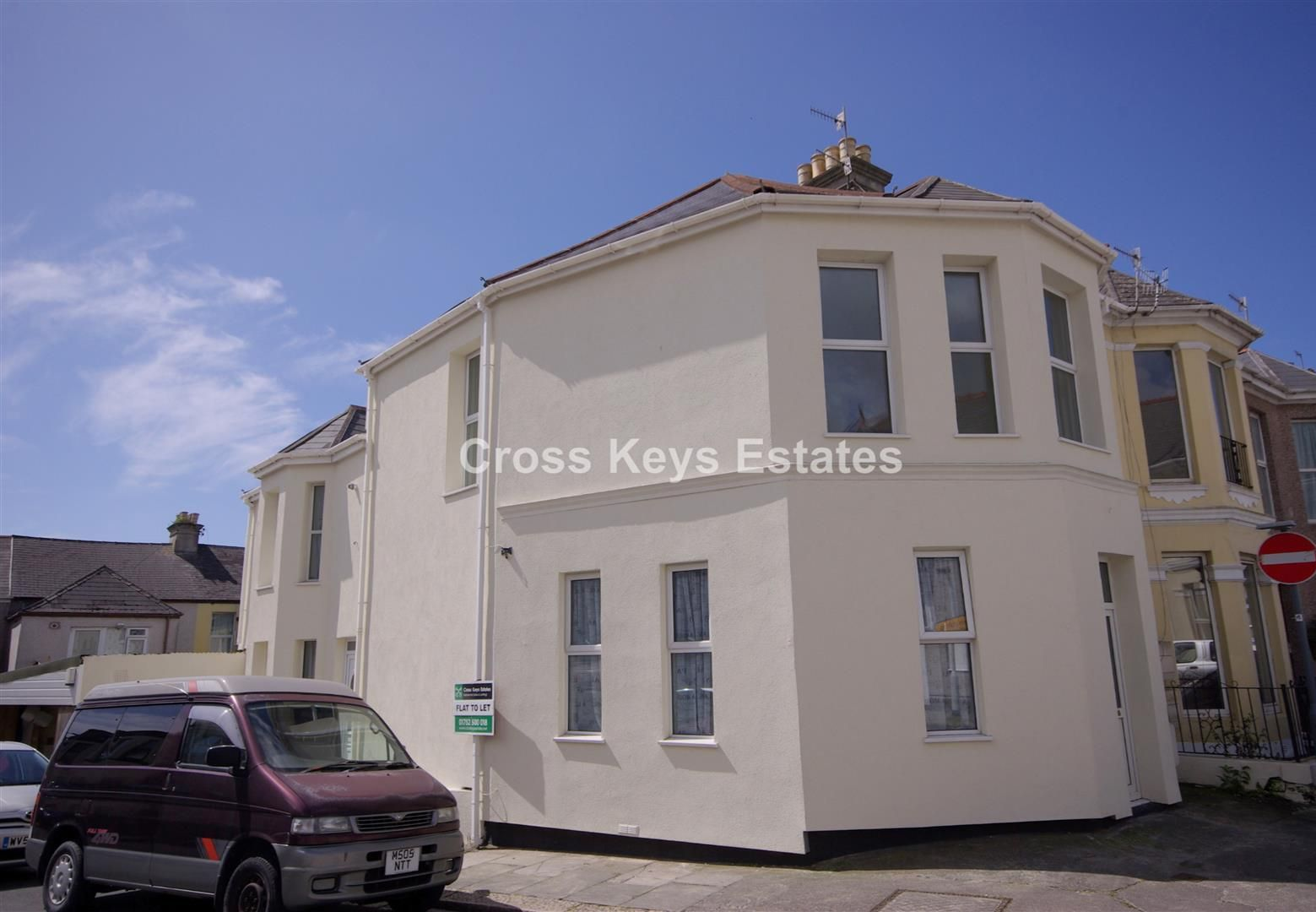 Cross Keys Estate Agents Mannamead Lettings Property of the Week